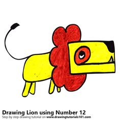 Lion using Number 12