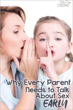 Although I don't really want to tell you what happened to me, I do want to keep it from happening to your kids. This is a MUST read for all parents before they decide when to talk to kids about sex.