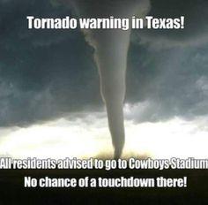 Dallas Cowboys joke