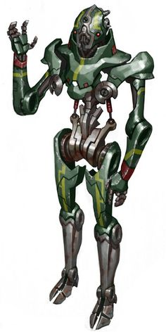 Assassin droid.  Star Wars Expanded Universe