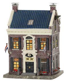 Villas, Seaside Village, Christmas Villages, Little Houses, Jukebox, Big Ben, Miniature, Xmas, Cottages