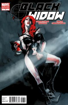 The 40 Most Badass Black Widow Covers - Comic Book Resources Marvel Fan Art, Marvel Dc, Comic Movies, Comic Books, Spiderman, Black Widow Natasha, Black Widow Marvel, Marvel Comic Character, Marvel Girls