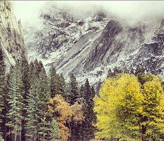 Yosemite National Park. (U.S. Department of the Interior/REI/Facebook)