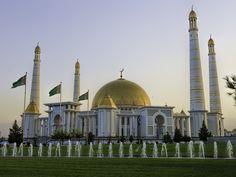 Mouseleo Ashgabat, #ashgabat #tuskmenistan #asia #travel #tourism #takemysecrets