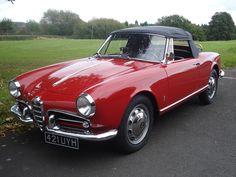 1961 Alfa Romeo Giulietta Spider - Silverstone Auctions