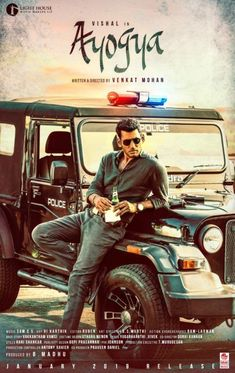 Tamil-Telugu hero Vishal continuing his type of different subjects for his next movies. Ayogya is his next film Hindi Movies Online Free, Movies To Watch Hindi, Movies To Watch Online, Movies 2019, Hd Movies, Films, Movie Plot, Next Film, Film