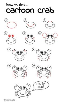 easy drawings for kids - easy drawings ; easy drawings for beginners ; easy drawings step by step ; easy drawings for kids ; easy drawings for beginners step by step ; easy drawings for beginners simple ; Easy Drawings For Beginners, Easy Drawings For Kids, Art For Kids, Drawing Ideas Kids, Simple Animal Drawings, Cartoon Drawing For Kids, Drawing Tutorials For Kids, Cartoon Drawings Of Animals, Sketching For Kids