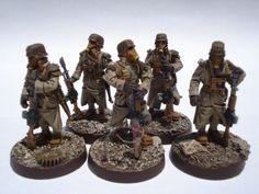 19th Siege Reg. Shurzen.
