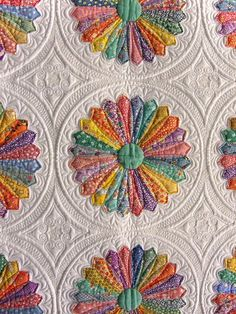 """""""Inspired by Alice"""" by Marilyn Lidstom Larson. 1st prize - Traditional, Wall, Applique. 2016 Road to California. Photo by Robin Atkins at Beadlust"""