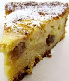 Camper Chef Road: torta di mele a modo mio