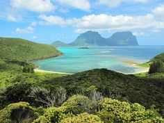 Lord Howe Island, Australia | 10 Unbelievably Beautiful Places You've Probably Never Heard Of