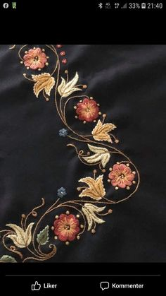 Wool Embroidery, Knitted Blankets, Traditional Outfits, Embellishments, Stitching, Applique, Brooch, Sewing, Board