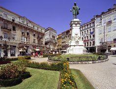 Largo da Portagem. Coimbra.