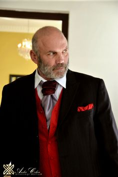 www.sterling-scott.com  Actor Patrick Kilpatrick wearing a STERLING-SCOTT TIe from the Executive Collection Suit Jacket, Photoshoot, Actors, Blazer, Tie, Suits, How To Wear, Jackets, Collection