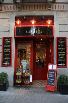 For this fall!! Barcelona Restaurants: Surprising Food in Barcelona