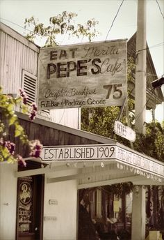 Pepe's Cafe Key West