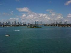 Miami Beach... Monument Island! Another beautiful place!  Don't hate, you should have a place here too!  I'll help!  www.theprofessorrealestate.com, Suzanne Hollander, Realtor Associate, Beachfront Realty Inc.