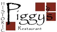 Dine out for some delicious food at a nice restaurant at Piggy's!