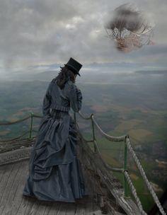 The Lady's Skyship