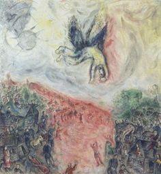 la chute de icare - Buscar con Google chagall