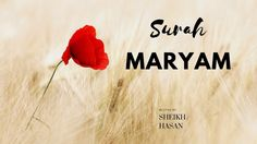 Surah Maryam | Soothing Recitation | NEW 2017