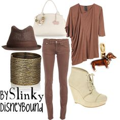 Slinky, created by lalakay on Polyvore