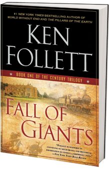 Century Trilogy -- Quite enjoyable and very informative.  The thing I love about historical novels is that I get intrigued and then go search for what really happened.  Follett is a master storyteller.  Key to Rebecca is still the BEST Follett ever