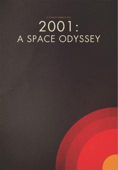 2001:  A Space Odyssey, 1968 (dir. Stanley Kubrick)