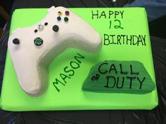 Coloring Pages Xbox 360 : Xbox controller cake template google search party ideas