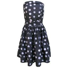 Cute Polka Dot dress from Global Mamas perfect for summertime!