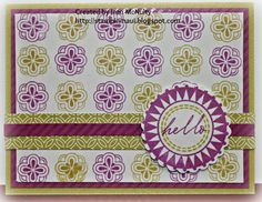 Stamping Maui: February 2015 Stamp of the Month Blog Hop #PaperFundamentals #Whimsy