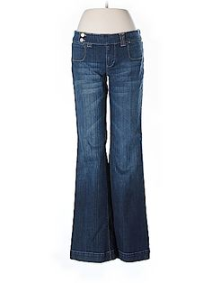 White House Black Market Women Jeans Size 6
