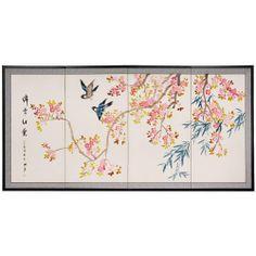"36"" Shing Huo Blossom - OrientalFurniture.com"