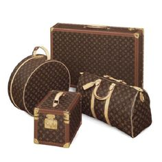 1e0d521d4332 The 10 best luxury luggage sets to invest in - Elle Canada. This Louis  Vuitton