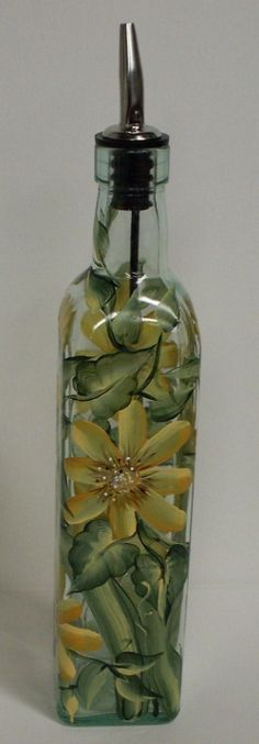 Hand Painted Glass to Make Your Special Event or Party Even Better