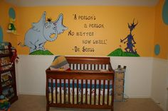 love the Dr suess theme, way to cute