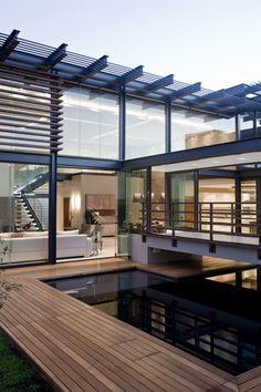 House Abo   Exterior   Nico van der Meulen Architects #Design #Architecture #Water #Contemporary