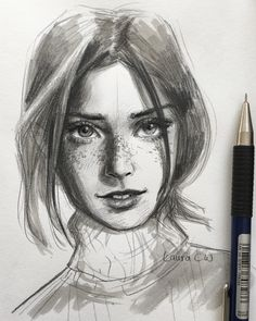 """1,433 Likes, 75 Comments - laura catrinella (@lauracatrinella) on Instagram: """"I love drawing A lot.. What do you like to do the most?"""""""