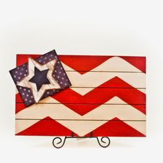 Slat Board Flag