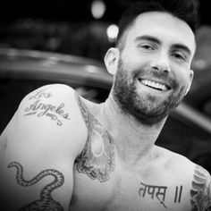 Adam Levine OH MY!!!!!
