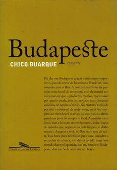 Budapest - by Chico Buarque