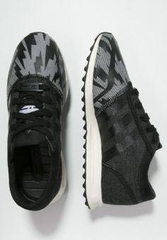 adidas Originals LOS ANGELES - Joggesko - core black/chalk white - Zalando.no
