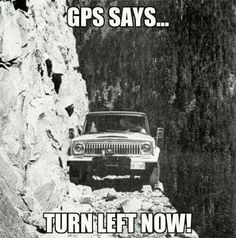23 Best GPS humour images in 2013 | Funny, Funny christmas jokes