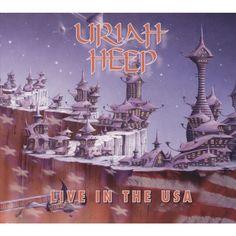 Uriah Heep - Live in the USA (CD)