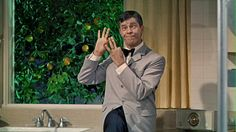 Jerry Lewis in Cinderfella.  My favorite part of the movie!