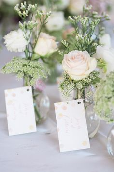 Bride Spotlight | Kadie Stark | Poeme custom placecards | destination wedding Sarasota | gold + blush | hydrangeas + roses