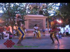 Dancing Street Performers Cartagena, Colombia