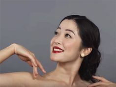 Watch 100 Years of Chinese Beauty In Less Than 2 Minutes | allure.com