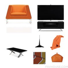 Home Wishlist Featuring Accent Chair Dvd Stand Tantra Accent Table And Fluorescent Light From October 2016 #home #decor