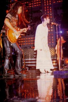 Classic Prince | 1995 The Gold Experience - with Lenny Kravitz New York!